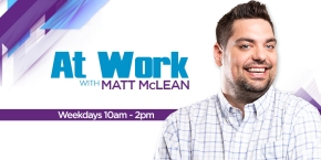 At Work with Matt McLean