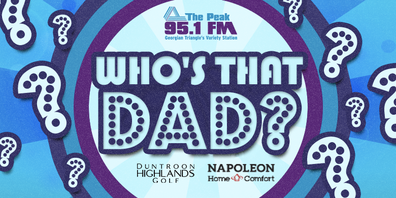 Who's That Dad? Father's Day Contest