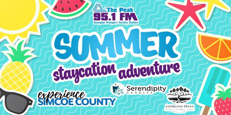 Summer Staycation Adventure