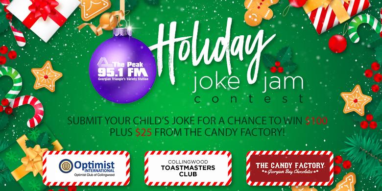 Holiday Joke Jam