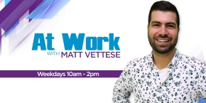 At Work with Matt Vettese