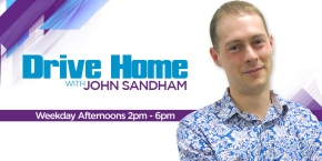 Drive Home with John Sandham