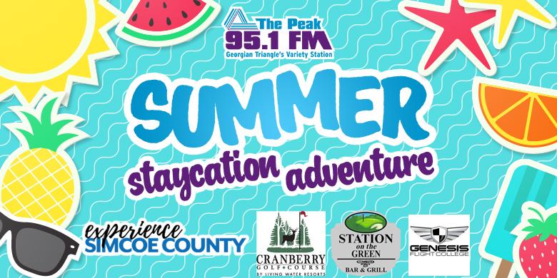 95.1 The Peak Summer Staycation Adventure – Fly Genesis & Living Water Resorts